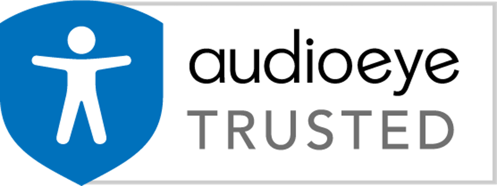Audio Eye Accessibility Statement Graphics Trusted
