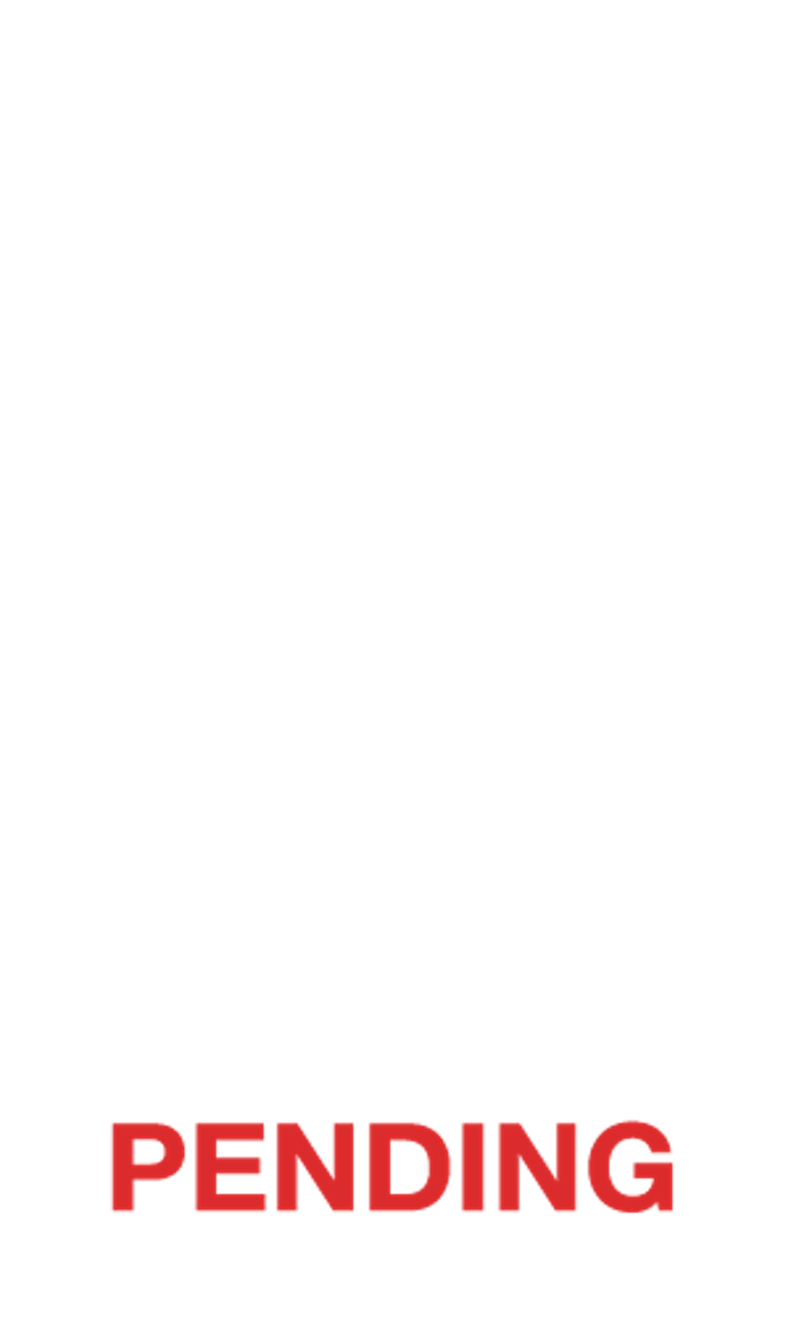 Certified B Corporation PENDING White SM